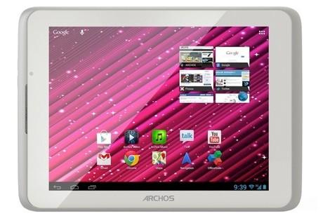 Archos giới thiệu MTB Xenon 80 8 inch giá 200 USD
