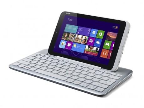 Acer lặng lẽ ra mắt MTB Iconia W3 màn hình 8 inch chạy Windows 8