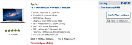 Macbook thế hệ mới sẽ ra mắt trong tháng 6?