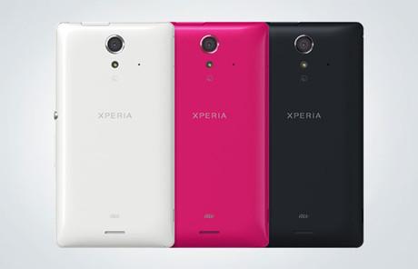 Sony công bố Xperia UL 4 nhân, chống thấm nước, màn hình Full HD