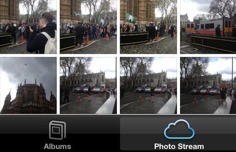 20 vấn đề cần được Apple sửa chữa trong iOS 7 nếu ra mắt - photostream