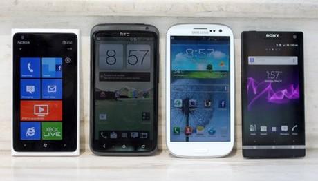 """Xu hướng màn hình rộng """"tấn công"""" smartphone tầm trung"""
