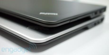 Lenovo tiết lộ bộ đôi ThinkPad S3 và S5 với thiết kế khung nhôm