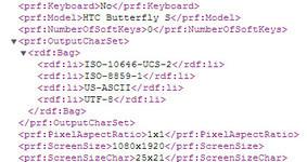 Rò rỉ thông tin về HTC Butterfly S với màn hình 1080p?