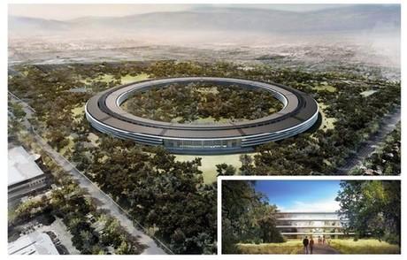 """Amazon """"chơi trội"""" xây trụ sở hình tròn bằng kính - ảnh 12"""