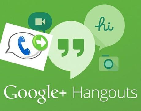 Google Hangouts sắp gọi điện miễn phí như Viber