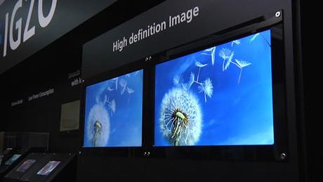 Sharp chuẩn bị đưa vào sản xuất 3 màn hình IGZO mới cho MTXT