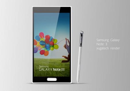 """Lộ điểm benchmark """"khủng"""" của Galaxy Note III"""