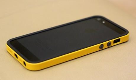 Phụ kiện đẹp mắt chống xước cho iPhone 5 - ảnh 1