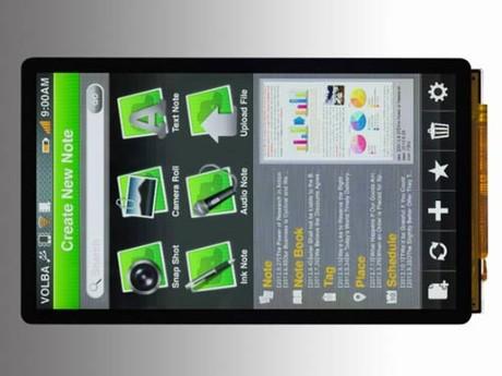 Màn hình 1080p tích hợp sẵn tấm cảm ứng