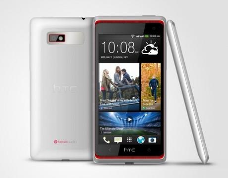 HTC chính thức công bố smartphone tầm trung Desire 600