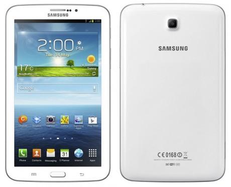 Rò rỉ video của Samsung Galaxy Tab 3 7.0