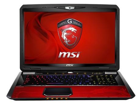 GT70 Dragon Edition 2: laptop dành cho game thủ đầu tiên sử dụng chip Haswell