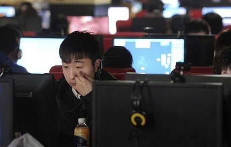 """Tin tặc ở Trung Quốc là một """"nghề"""" thông dụng"""