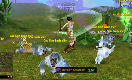 Những game online 3D đã ra mắt tại VN nửa đầu 2013