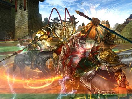 Những game online 3D đã ra mắt tại VN nửa đầu 2013 5