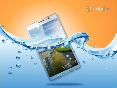 Ngắm ý tưởng thiết kế Galaxy S5 chống nước và camera 16 Mpx 2