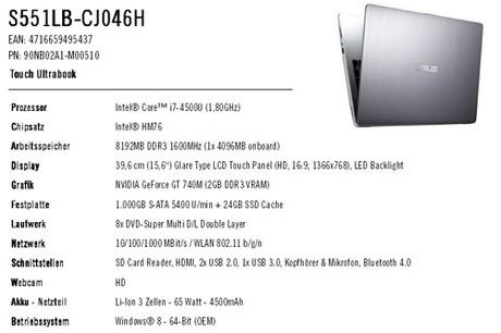 Ultrabook cảm ứng dùng chip Intel mới nhất của Asus