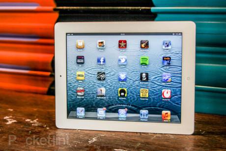 iPad 5 ra mắt vào cuối năm 2013 và được trang bị micro phía sau?