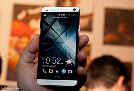 HTC sẽ tung ra HTC One Google Edition chạy Android nguyên bản?