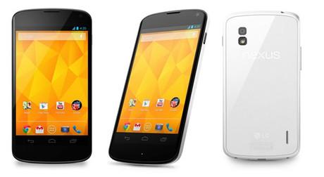 LG công bố Nexus 4 trắng, phát hành chính thức vào 29/5
