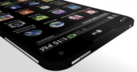 LG: Smartphone màn hình uốn cong chưa thể ra mắt trong năm nay