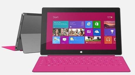 Samsung có thể cung cấp màn hình cho tablet Microsoft 7,9 inch