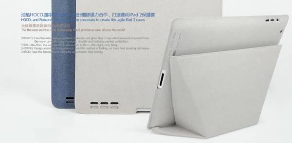Bao da ipad 3 ipad 4 Hoco FID Design 2