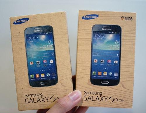 Đánh giá chất lượng, chức năng, thiết kế samsung galaxy s4 mini i9190