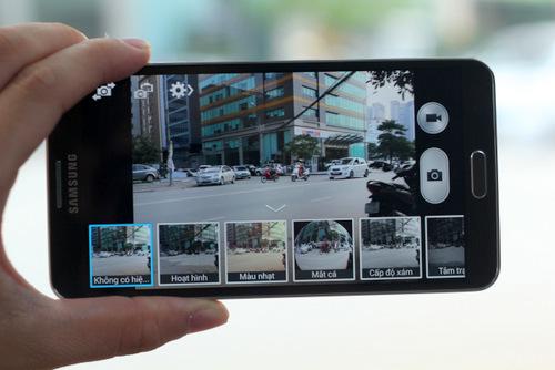 Đánh giá chi tiết Camera Samsung Galaxy Note 3