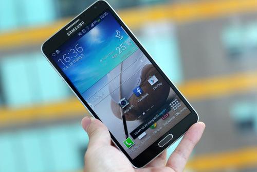 Đánh giá màn hình Samsung Galaxy Note 3