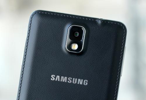 Đánh giá thiết kế Samsung Galaxy Note 3 - Hình ảnh thực tế