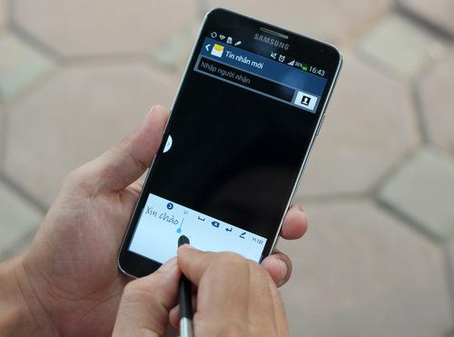 Đánh giá tính năng Samsung Galaxy Note 3