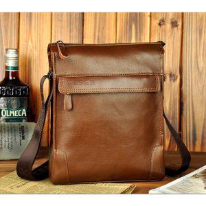 Túi da nam đựng iPad Zefer kiểu 1