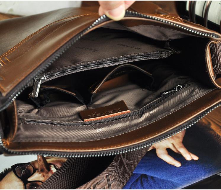 Nội thất Túi da nam đựng iPad Zefer kiểu 1