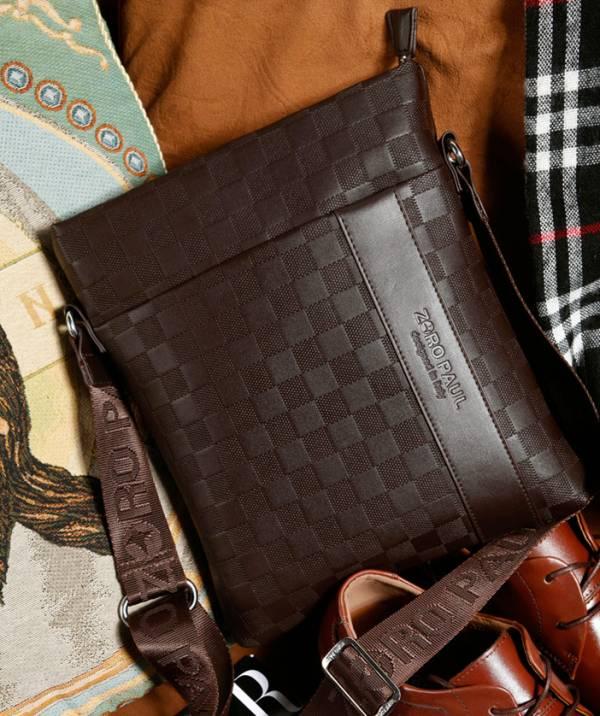 Túi iPad có thiết kế tuyệt đẹp nhờ chất da bóng cho độ mịn cao