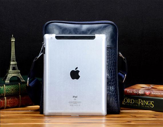 Mua túi xách nam dạng hộp thích hợp như một chiếc túi đựng iPad