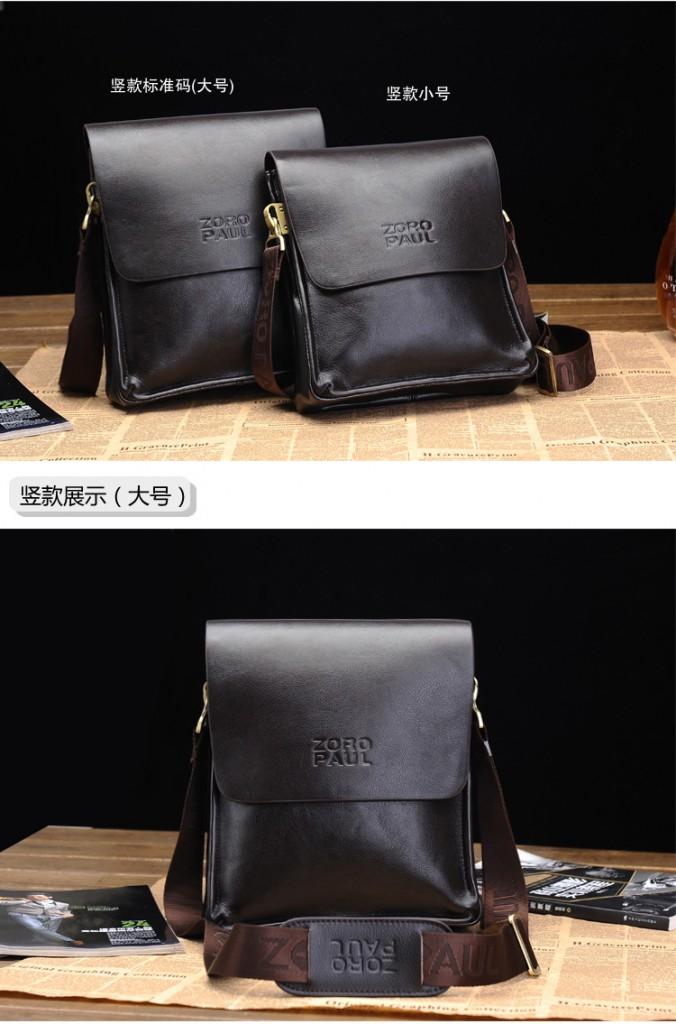 Túi đựng iPad có 2 màu cơ bản là đen và nâu