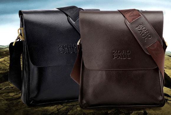 Túi đựng iPad da thật Zoro Paul sang trọng