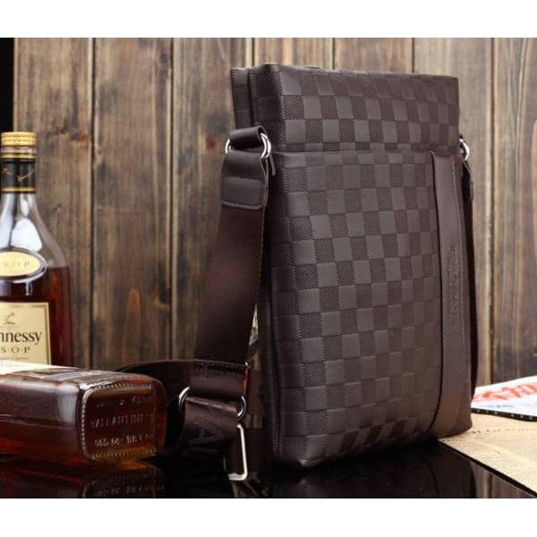 Túi đựng iPad Zoro Paul kẻ caro thời trang