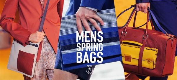 Túi xách nam đa dạng về kiểu dáng, màu sắc, phong phú chủng loại không kém các loại túi xách dành cho phái đẹp