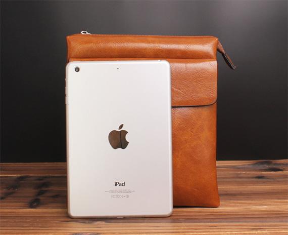 Túi xách da nam đựng iPad Bolo da thật đọ dáng cùng iPad Air