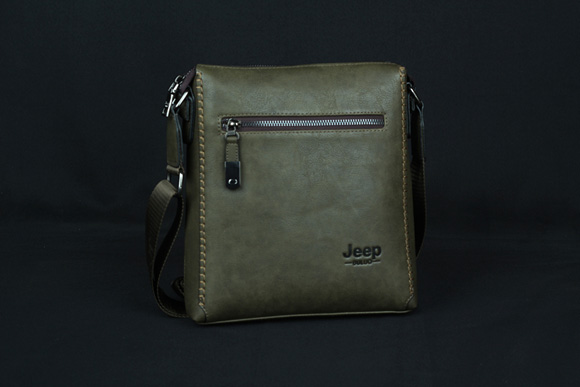 Túi xách nam da thật dạng hộp Jeep 009