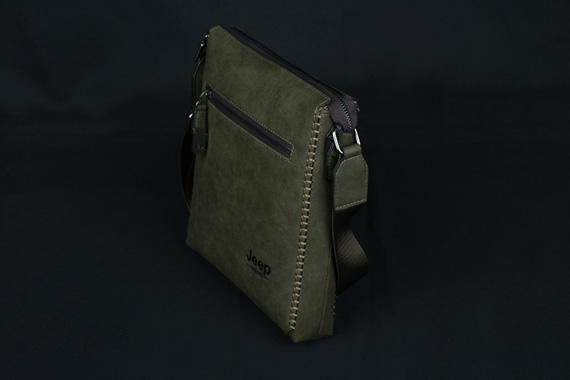 Thân túi xách nam có kích thước 5cm