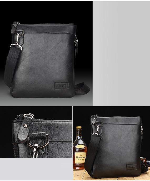 Túi xách nam mang đậm phong cách Hàn Quốc
