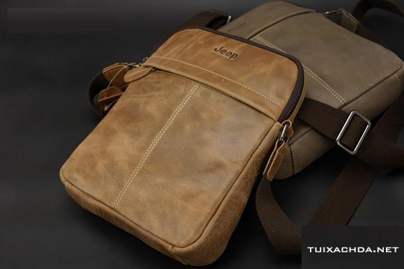 Túi xách nam Jeep 016 thời trang hàng hiệu