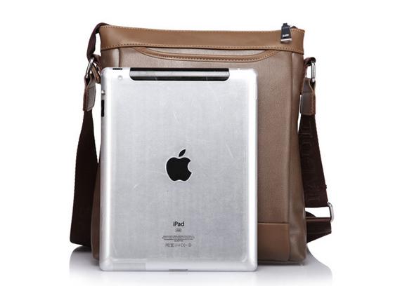 Túi da nam thời trang Santagold có kích thước tối ưu nhất cho các loại máy tính bảng phổ biến trên thị trường