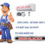 Nguyễn Kim! Nơi vệ sinh máy lạnh tại nhà tphcm an tâm nhất