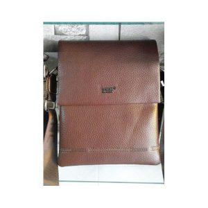Túi đeo chéo da đựng ipad Montblanc chính hãng