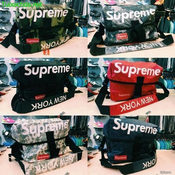 Mua túi supreme chính hãng chỗ nào tốt?